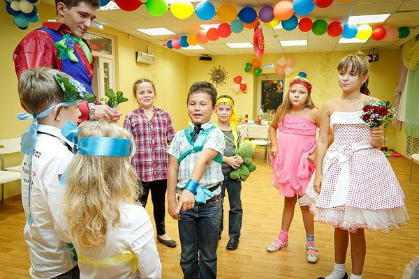 Проведение детских мероприятий с подарками